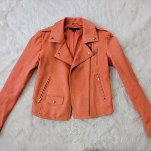 Theory leather jacket